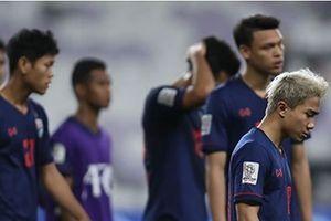 'Messi Thái Lan' rơi lệ khi nói về trận thua trước Trung Quốc