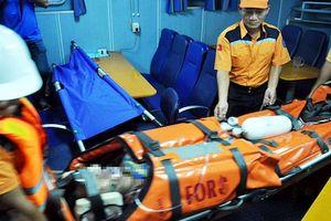 Bị ngạt khí hầm cá, 2 ngư dân tử vong