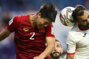 Loạt ảnh 'đẹp như mơ' trong trận Việt Nam vs Jordan ở Asian Cup 2019