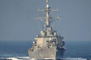 Tàu khu trục Mỹ vào Biển Đen, Nga cảnh báo 'sắc lạnh'