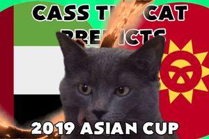 Mèo Cass 'tiên tri' kết quả trận UAE vs Kyrgyzstan đêm nay 21/1