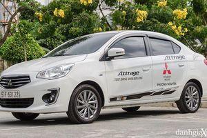 Đánh giá sơ bộ Mitsubishi Attrage 2019