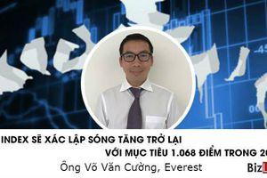 Giám đốc chứng khoán Everest: Năm 2019 VN-Index có thể ở mức cao nhất 1.068 điểm