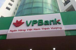 VPBank: Năm 2018 đạt lợi nhuận trước thuế 9.198 tỷ đồng, thu nhập nhân viên giảm nhẹ