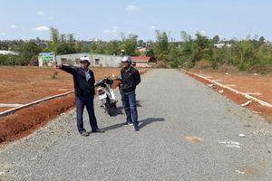 Phân lô, bán nền trái phép ở Gia Lai: Chuyển hồ sơ sang cơ quan cảnh sát điều tra