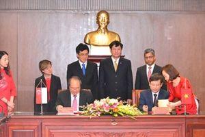 Tăng cường hợp tác giữa VKSND tối cao Việt Nam và Cơ quan Tổng Chưởng lý Singapore