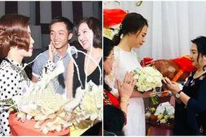 Mẹ đẻ Cường Đô La - nữ đại gia Nguyễn Thị Như Loan gây sốt với những lần hiếm hoi xuất hiện bên 2 nàng dâu