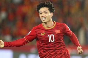 Ghi bàn thắng vàng gỡ hòa cho tuyển Việt Nam, Công Phượng được fans làm clip cực cảm động chúc sinh nhật sớm