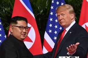Tổng thống Trump lạc quan về cuộc gặp thượng đỉnh với Triều Tiên