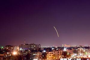 'Israel không kích nhằm chống lại sự hiện diện của Iran tại Syria'