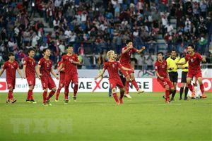 Đội tuyển Việt Nam tích cực chuẩn bị cho vòng tứ kết Asian Cup 2019