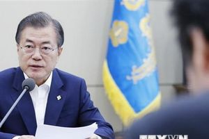 Tổng thống Hàn Quốc bổ nhiệm cố vấn đặc biệt mới về UAE và Iraq