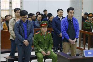 Xét xử sơ thẩm vụ án xảy ra tại Công ty Cổ phần Lọc hóa dầu Bình Sơn