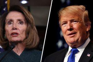 Tổng thống Mỹ và Chủ tịch Hạ viện công kích lẫn nhau về đóng cửa chính phủ