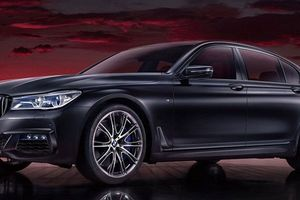 Xuất hiện BMW 7-Series 2020 bản đặc biệt