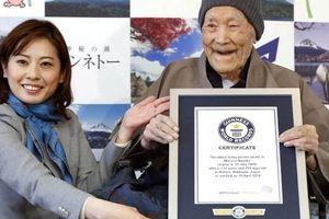 Người đàn ông Nhật Bản sống thọ nhất thế giới qua đời ở tuổi 113