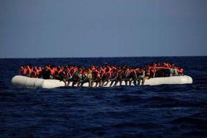 Các vụ chìm tàu kinh hoàng trên Địa Trung Hải