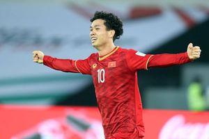 CLIP: Công Phượng xuất sắc nhất 3 trận đầu vòng 1/8 Asian Cup 2019