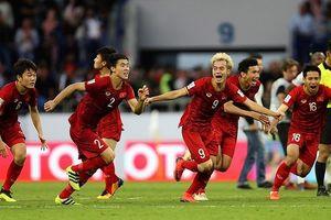 Sau trận thắng Jordan, tuyển Việt Nam nhận được 'cơn mưa' tiền thưởng
