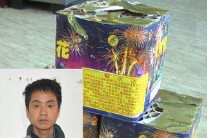 Gửi nhờ hơn 11kg pháo nổ trái phép, một đối tượng bị bắt giữ