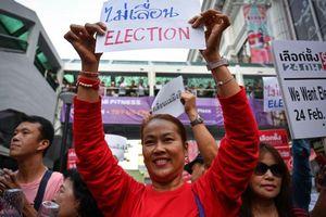 Chính quyền quân sự Thái Lan nhiều khả năng thắng thế trong cuộc bầu cử sắp tới