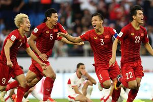 Trận Việt Nam gặp Jordan lập kỉ lục chưa từng có tại xứ kim chi, nhiều người xem hơn cả khi đội tuyển Hàn Quốc thi đấu