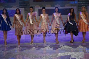 Ngỡ ngàng với thứ hạng của Minh Tú ở 'sàn đấu' Miss Grand Slam 2018: Thấp hơn cả Phương Nga!