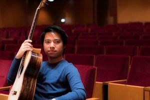 'Thần đồng âm nhạc' Trần Tuấn An mong làm cầu nối nghệ thuật Việt Nam với thế giới