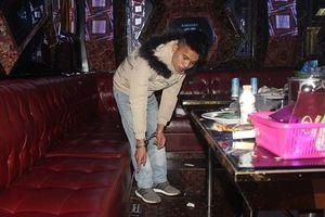 Quảng Ninh: Bắt giữ đối tượng mở tiệc ma túy trong quán Karaoke