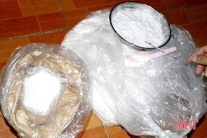 Hà Tĩnh: Phạt 40 triệu đồng đối với cơ sở sử dụng hàn the trong sản xuất giò chả