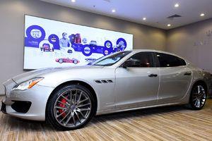 Dàn xe Maserati hạng sang hội tụ tại Hà Nội