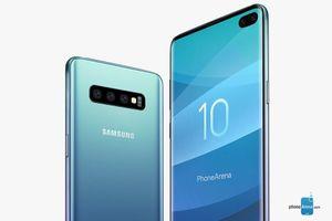 Galaxy S10 + sẽ là điện thoại ấn tượng