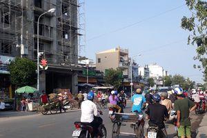 Sập giàn giáo, 2 người thiệt mạng ở An Giang