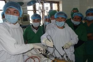 Gần 2000 kỹ thuật cao được chuyển giao cho các bệnh viện vệ tinh