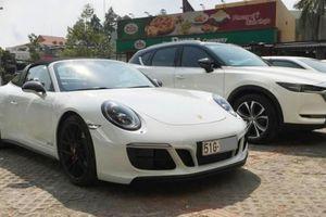 Porsche 911 Targa 4 GTS 2018 độc nhất Việt Nam chính thức có 'hộ khẩu' tại Sài Gòn