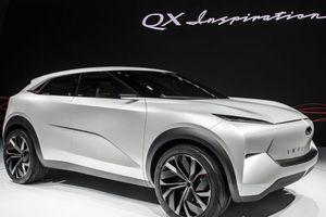 QX Inspiration - sự khởi đầu của một thế hệ xe mới của Infiniti