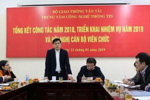 Trung tâm CNTT cần thực hiện tốt cả 2 'vai' trong năm 2019