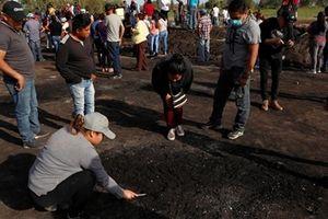 Vụ 'hôi' dầu ở Mexico: Số người chết tăng lên 85