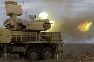 Phòng không Pantsir-S1 bắn rơi tên lửa đối đất của Israel ở Syria