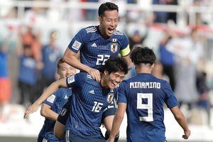 Hạ đẹp Saudi Arabia, Nhật Bản đối đầu Việt Nam ở tứ kết Asian Cup 2019