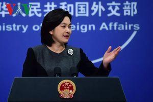 Trung Quốc kêu gọi Canada dừng ngoại giao micro