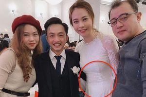 Chuyện Showbiz: Cường Đô La - Đàm Thu Trang cưới 'chạy bầu'?