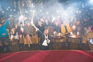 Mải mê chạy show, ca sĩ Quang Hà quên cả ngày sinh nhật mình