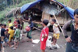 Bản làng Arem Quảng Bình 'ở nhà lá, ăn cơm muối với rau rừng' cần sự chung tay giúp đỡ của cộng đồng đón Tết Kỷ Hợi