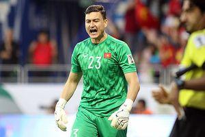 Văn Lâm nằm trong top thủ môn cản phá nhiều nhất Asian Cup 2019