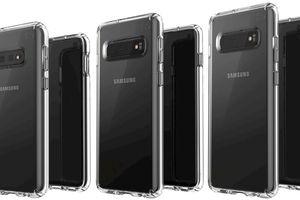 Đây là bộ ba Galaxy S10 ra mắt tháng sau?