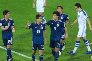 Ngôi sao đắt giá nhất Nhật Bản vắng mặt trận gặp Việt Nam