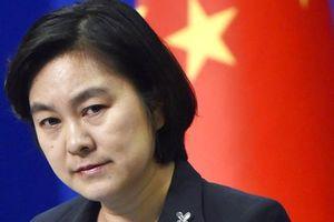 Trung Quốc đòi Mỹ 'sửa sai'