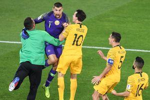 Tuyển Australia đối đầu UAE tại tứ kết Asian Cup 2019