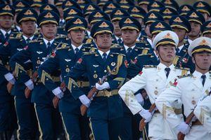 Quân đội Trung Quốc cải cách, giảm phụ thuộc vào lục quân